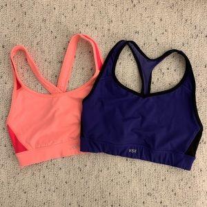 Victoria's Secret Intimates & Sleepwear - Bundle of 2 VSX Victoria's Secret Sports Bras